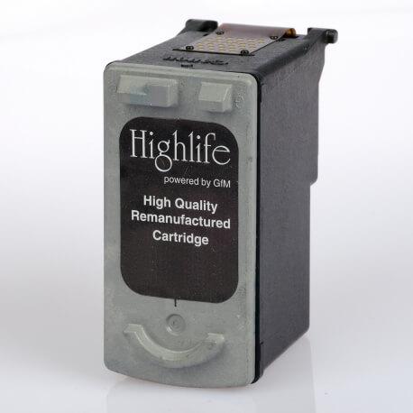 Auf dem Bild sehen Sie den ArtikelCL-52 von Canon. Dieses Tintenpatrone Modell eignet sich für das Recycling und wird daher angekauft.