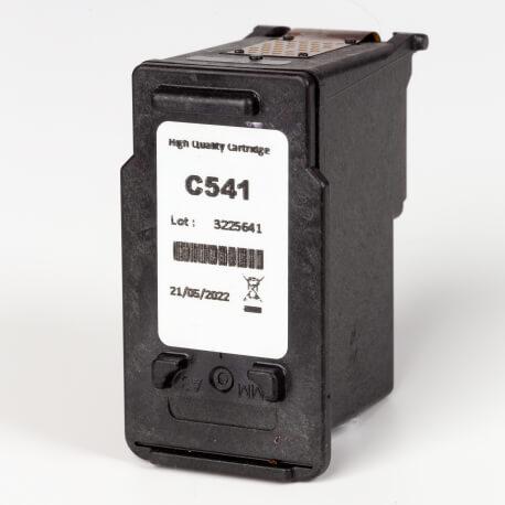 Auf dem Bild sehen Sie den ArtikelCL-541 von Canon. Dieses Tintenpatrone Modell eignet sich für das Recycling und wird daher angekauft.