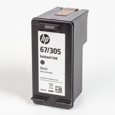 Auf dem Bild sehen Sie den Artikel3JB27AE Instant von Hewlett-Packard. Dieses Tintenpatrone Modell eignet sich für die Wiederaufbereitung und wird daher zum Recycling angekauft.