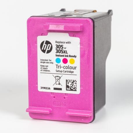 Auf dem Bild sehen Sie den Artikel3YM53AE von Hewlett-Packard. Dieses Tintenpatrone Modell eignet sich für die Wiederaufbereitung und wird daher zum Recycling angekauft.