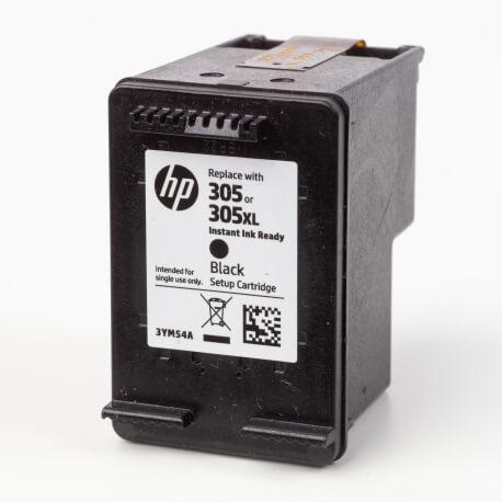 Auf dem Bild sehen Sie den Artikel3YM54AE von Hewlett-Packard. Dieses Tintenpatrone Modell eignet sich für die Wiederaufbereitung und wird daher zum Recycling angekauft.