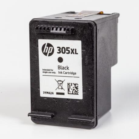 Auf dem Bild sehen Sie den Artikel3YM62AE von Hewlett-Packard. Dieses Tintenpatrone Modell eignet sich für die Wiederaufbereitung und wird daher zum Recycling angekauft.