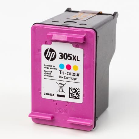 Auf dem Bild sehen Sie den Artikel3YM63AE von Hewlett-Packard. Dieses Tintenpatrone Modell eignet sich für die Wiederaufbereitung und wird daher zum Recycling angekauft.