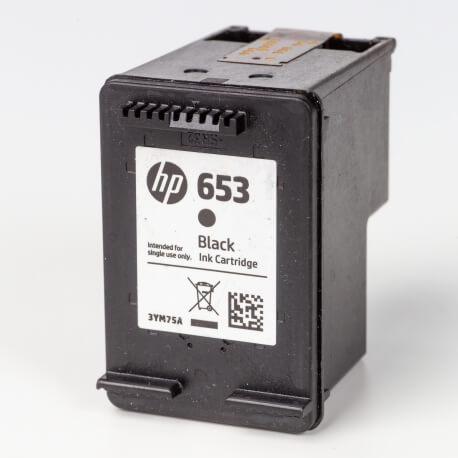 Auf dem Bild sehen Sie den Artikel3YM75AE von Hewlett-Packard. Dieses Tintenpatrone Modell eignet sich für die Wiederaufbereitung und wird daher zum Recycling angekauft.