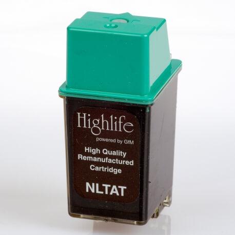 Auf dem Bild sehen Sie den Artikel 51626A/G von Hewlett-Packard. Dieses Tintenpatrone Modell eignet sich für das Recycling und wird daher angekauft.