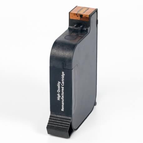 Auf dem Bild sehen Sie den Artikel51640A von Hewlett-Packard. Dieses Tintenpatrone Modell eignet sich für das Recycling und wird daher angekauft.