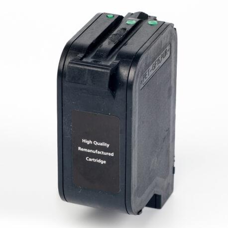 Auf dem Bild sehen Sie den ArtikelC1823D von Hewlett-Packard. Dieses Tintenpatrone Modell eignet sich für das Recycling und wird daher angekauft.