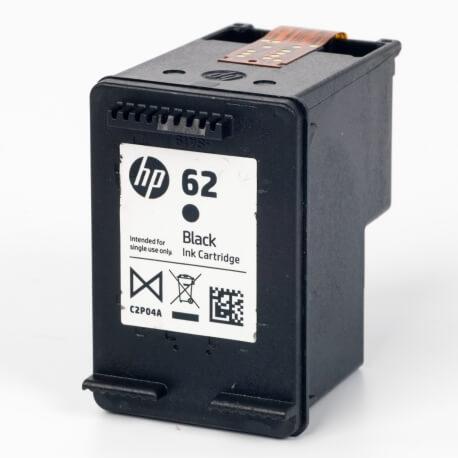 Auf dem Bild sehen Sie den ArtikelC2P04AE von Hewlett-Packard. Dieses Tintenpatrone Modell eignet sich für die Wiederaufbereitung und wird daher zum Recycling angekauft.