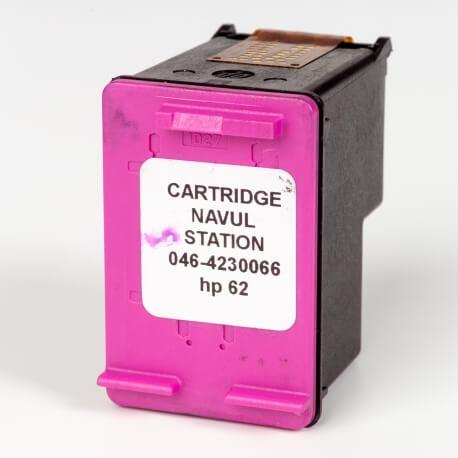 Auf dem Bild sehen Sie den ArtikelC2P06AE von Hewlett-Packard. Dieses Tintenpatrone Modell eignet sich für das Recycling und wird daher angekauft.