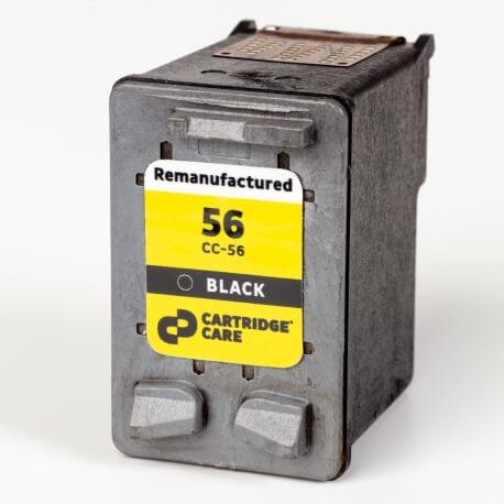 Auf dem Bild sehen Sie den ArtikelC6656A von Hewlett-Packard. Dieses Tintenpatrone Modell eignet sich für das Recycling und wird daher angekauft.