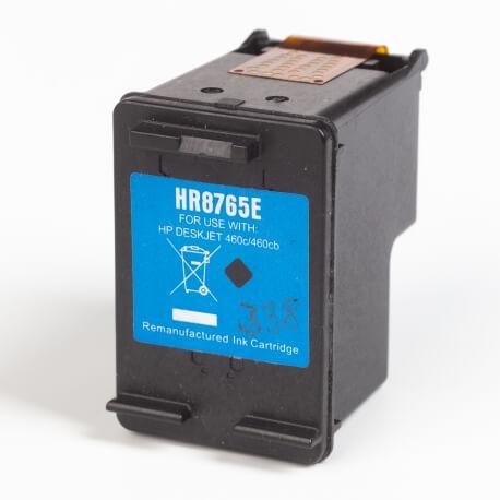 Auf dem Bild sehen Sie den ArtikelC8765EE XS von Hewlett-Packard. Dieses Tintenpatrone Modell eignet sich für das Recycling und wird daher angekauft.