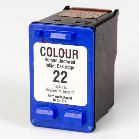 Auf dem Bild sehen Sie den Artikel C9352C von Hewlett-Packard. Dieses Tintenpatrone Modell eignet sich für das Recycling und wird daher angekauft.