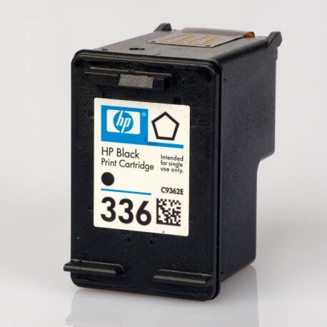 Auf dem Bild sehen Sie den Artikel C9362EE von Hewlett-Packard. Dieses Tintenpatrone Modell eignet sich für die Wiederaufbereitung und wird daher zum Recycling angekauft.