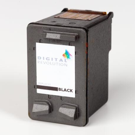 Auf dem Bild sehen Sie den ArtikelC9364EE XS von Hewlett-Packard. Dieses Tintenpatrone Modell eignet sich für das Recycling und wird daher angekauft.