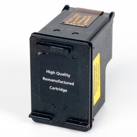 Auf dem Bild sehen Sie den ArtikelCB335EE von Hewlett-Packard. Dieses Tintenpatrone Modell eignet sich für das Recycling und wird daher angekauft.