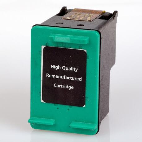 Auf dem Bild sehen Sie den ArtikelCB337EE von Hewlett-Packard. Dieses Tintenpatrone Modell eignet sich für das Recycling und wird daher angekauft.
