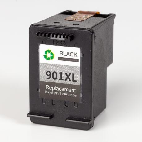Auf dem Bild sehen Sie den ArtikelCC654AE von Hewlett-Packard. Dieses Tintenpatrone Modell eignet sich für das Recycling und wird daher angekauft.