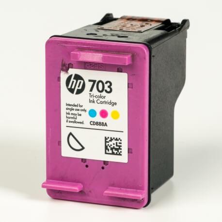 Auf dem Bild sehen Sie den ArtikelCD888AE von Hewlett-Packard. Dieses Tintenpatrone Modell eignet sich für die Wiederaufbereitung und wird daher zum Recycling angekauft.