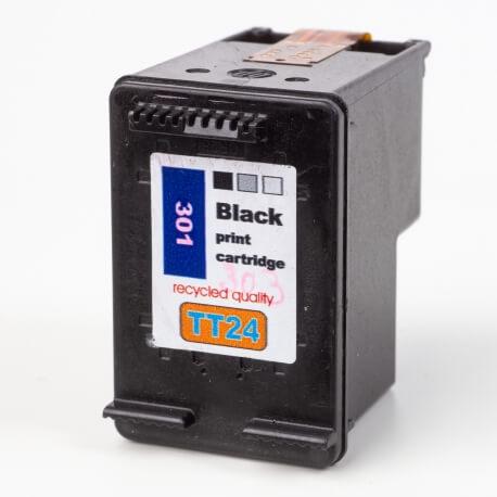 Auf dem Bild sehen Sie den ArtikelCH561EE von Hewlett-Packard. Dieses Tintenpatrone Modell eignet sich für das Recycling und wird daher angekauft.