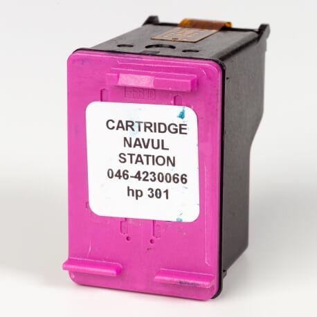Auf dem Bild sehen Sie den ArtikelCH562EE Neue Serie von Hewlett-Packard. Dieses Tintenpatrone Modell eignet sich für das Recycling und wird daher angekauft.