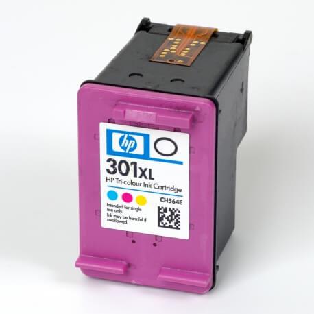 Auf dem Bild sehen Sie den ArtikelCH564EE von Hewlett-Packard. Dieses Tintenpatrone Modell eignet sich für die Wiederaufbereitung und wird daher zum Recycling angekauft.