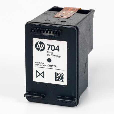 Auf dem Bild sehen Sie den ArtikelCN692AE von Hewlett-Packard. Dieses Tintenpatrone Modell eignet sich für die Wiederaufbereitung und wird daher zum Recycling angekauft.