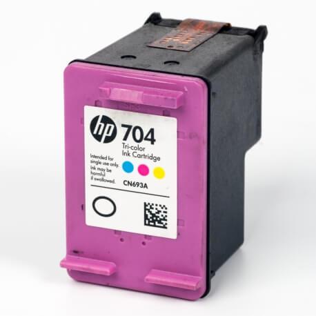Auf dem Bild sehen Sie den ArtikelCN693AE von Hewlett-Packard. Dieses Tintenpatrone Modell eignet sich für die Wiederaufbereitung und wird daher zum Recycling angekauft.