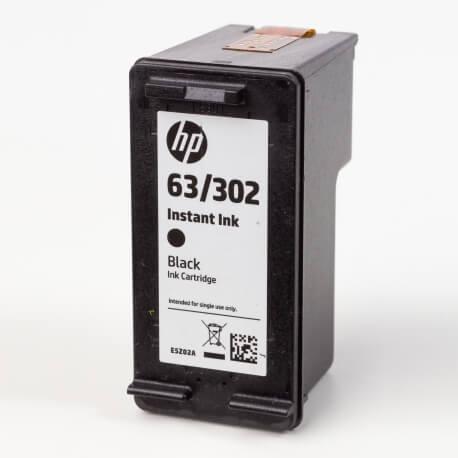 Auf dem Bild sehen Sie den ArtikelE5Z02AE Instant von Hewlett-Packard. Dieses Tintenpatrone Modell eignet sich für die Wiederaufbereitung und wird daher zum Recycling angekauft.