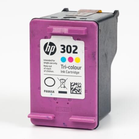 Auf dem Bild sehen Sie den ArtikelF6U65AE von Hewlett-Packard. Dieses Tintenpatrone Modell eignet sich für die Wiederaufbereitung und wird daher zum Recycling angekauft.