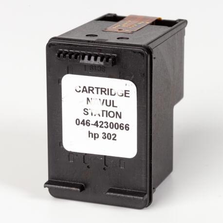 Auf dem Bild sehen Sie den Artikel F6U66AE NS von Hewlett-Packard. Dieses Tintenpatrone Modell eignet sich für das Recycling und wird daher angekauft.