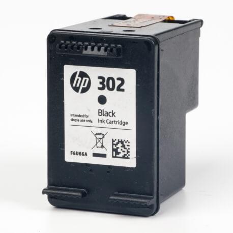 Auf dem Bild sehen Sie den ArtikelF6U66AE von Hewlett-Packard. Dieses Tintenpatrone Modell eignet sich für die Wiederaufbereitung und wird daher zum Recycling angekauft.
