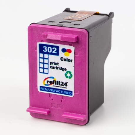 Auf dem Bild sehen Sie den ArtikelF6U67AE von Hewlett-Packard. Dieses Tintenpatrone Modell eignet sich für das Recycling und wird daher angekauft.