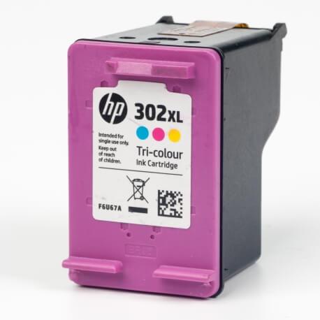 Auf dem Bild sehen Sie den ArtikelF6U67AE von Hewlett-Packard. Dieses Tintenpatrone Modell eignet sich für die Wiederaufbereitung und wird daher zum Recycling angekauft.