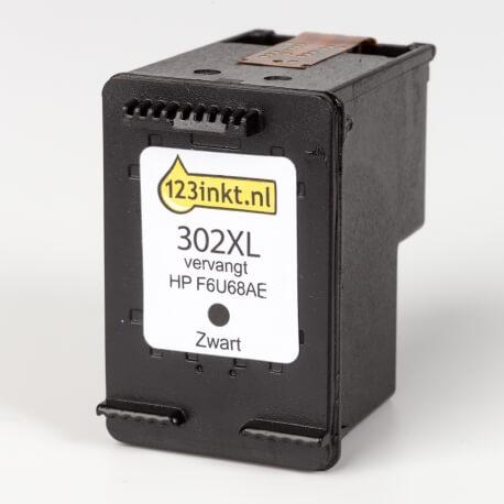 Auf dem Bild sehen Sie den Artikel F6U68AE NS von Hewlett-Packard. Dieses Tintenpatrone Modell eignet sich für das Recycling und wird daher angekauft.
