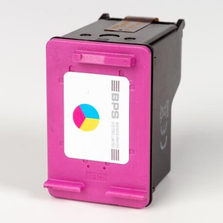 Auf dem Bild sehen Sie den ArtikelF6V24AE von Hewlett-Packard. Dieses Tintenpatrone Modell eignet sich für das Recycling und wird daher angekauft.