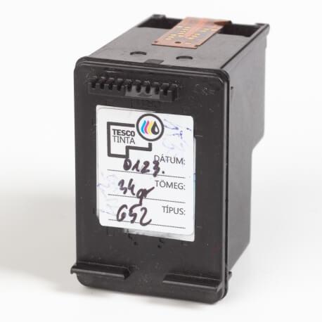 Auf dem Bild sehen Sie den ArtikelF6V25AE von Hewlett-Packard. Dieses Tintenpatrone Modell eignet sich für das Recycling und wird daher angekauft.