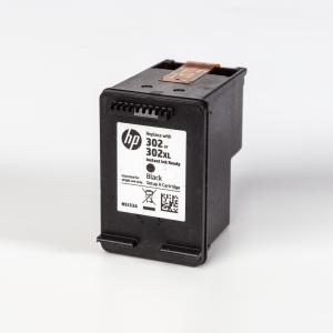 Auf dem Bild sehen Sie den Artikel N9J33AE Instant von Hewlett-Packard. Dieses Tintenpatrone Modell eignet sich für die Wiederaufbereitung und wird daher zum Recycling angekauft.