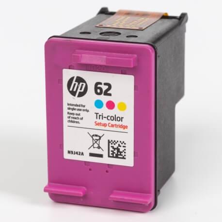 Auf dem Bild sehen Sie den ArtikelN9J42AE Setup von Hewlett-Packard. Dieses Tintenpatrone Modell eignet sich für die Wiederaufbereitung und wird daher zum Recycling angekauft.