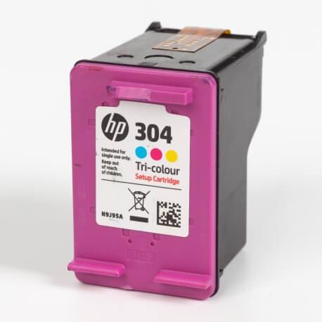 Auf dem Bild sehen Sie den ArtikelN9J95AE Setup von Hewlett-Packard. Dieses Tintenpatrone Modell eignet sich für die Wiederaufbereitung und wird daher zum Recycling angekauft.