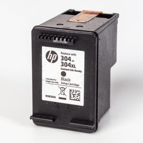 Auf dem Bild sehen Sie den ArtikelN9K00AE Instant von Hewlett-Packard. Dieses Tintenpatrone Modell eignet sich für die Wiederaufbereitung und wird daher zum Recycling angekauft.