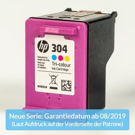 Auf dem Bild sehen Sie den ArtikelN9K05AE Neue Serie von Hewlett-Packard. Dieses Tintenpatrone Modell eignet sich für die Wiederaufbereitung und wird daher zum Recycling angekauft.