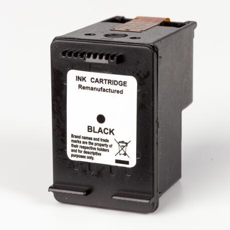 Auf dem Bild sehen Sie den ArtikelN9K96AE Setup von Hewlett-Packard. Dieses Tintenpatrone Modell eignet sich für das Recycling und wird daher angekauft.