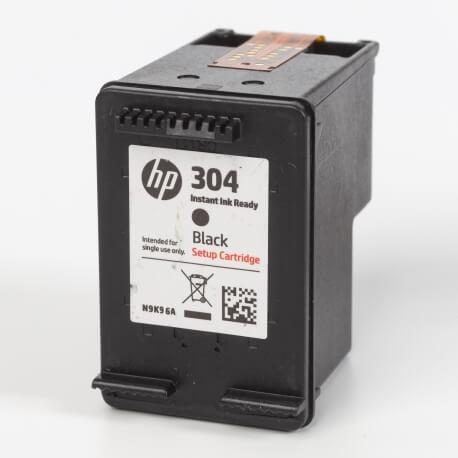 Auf dem Bild sehen Sie den ArtikelN9K96AE Setup von Hewlett-Packard. Dieses Tintenpatrone Modell eignet sich für die Wiederaufbereitung und wird daher zum Recycling angekauft.