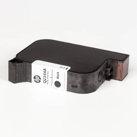 Auf dem Bild sehen Sie den ArtikelQ2344A von Hewlett-Packard. Dieses Tintenpatrone Modell eignet sich für die Wiederaufbereitung und wird daher zum Recycling angekauft.