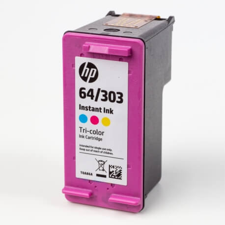 Auf dem Bild sehen Sie den ArtikelT0A86AE Instant von Hewlett-Packard. Dieses Tintenpatrone Modell eignet sich für die Wiederaufbereitung und wird daher zum Recycling angekauft.