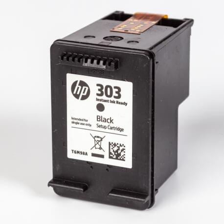 Auf dem Bild sehen Sie den ArtikelT6M98AE Instant von Hewlett-Packard. Dieses Tintenpatrone Modell eignet sich für die Wiederaufbereitung und wird daher zum Recycling angekauft.