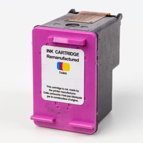 Auf dem Bild sehen Sie den Artikel T6N01AE von Hewlett-Packard. Dieses Tintenpatrone Modell eignet sich für das Recycling und wird daher angekauft.