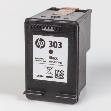 Auf dem Bild sehen Sie den ArtikelT6N02AE von Hewlett-Packard. Dieses Tintenpatrone Modell eignet sich für die Wiederaufbereitung und wird daher zum Recycling angekauft.