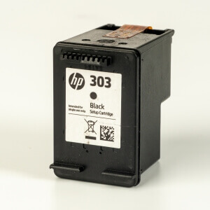 Hewlett-Packard made the Tintenpatrone type T6N02AE