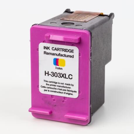 Auf dem Bild sehen Sie den ArtikelT6N03AE von Hewlett-Packard. Dieses Tintenpatrone Modell eignet sich für das Recycling und wird daher angekauft.